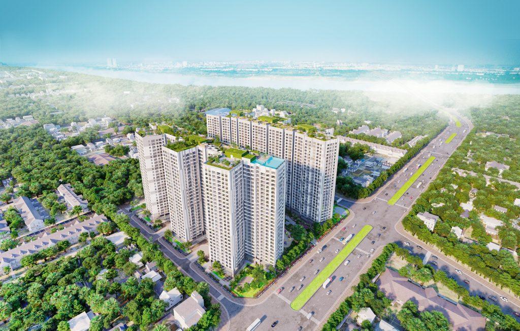 Chung cư Imperia Sky Garden - Phối cảnh dự án
