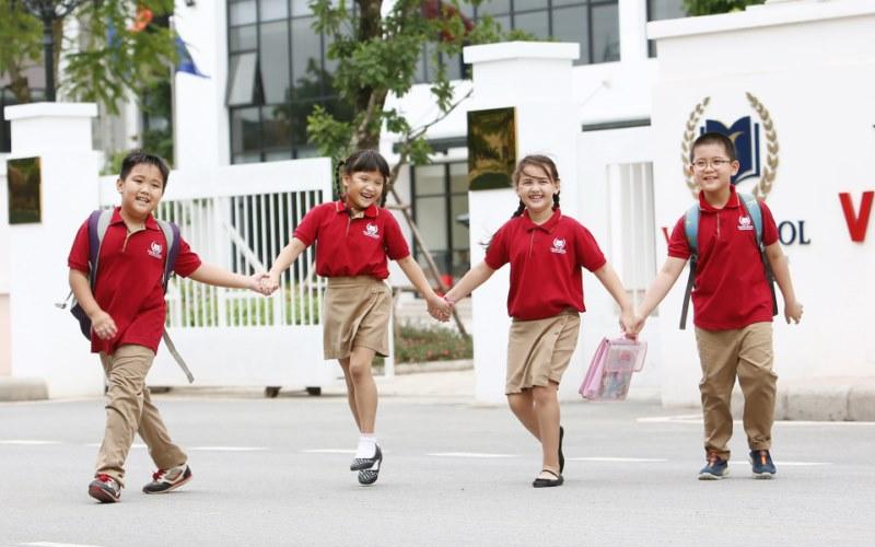 Chung cư Vinhomes Gardenia - Trường học Vinschool