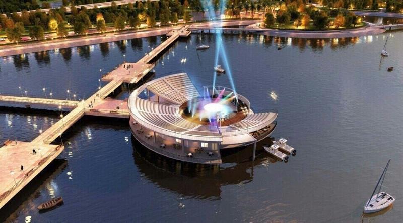 Vinhomes Sky Lake - Nhà hát Opera