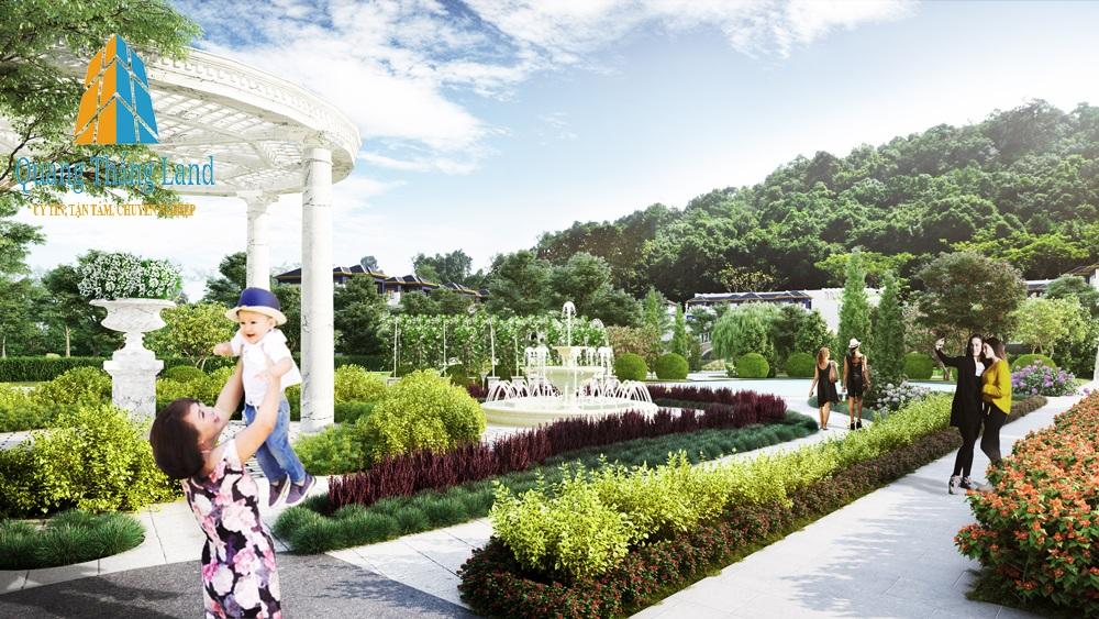 Royal Streamy Villas Phú Quốc - Công viên