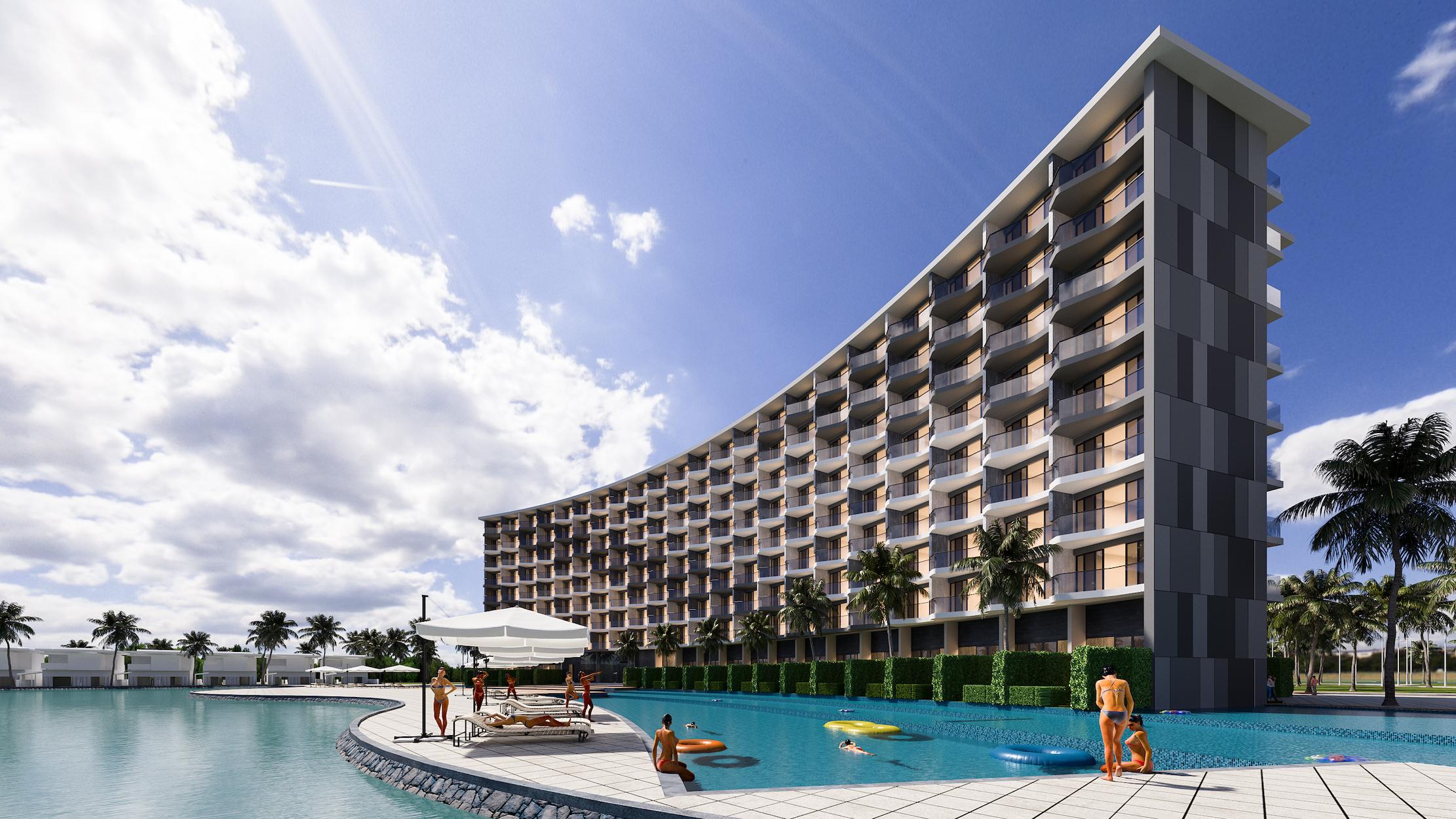 Movenpick Resort Waverly Phú Quốc - Bể Bơi Ngoài Trời