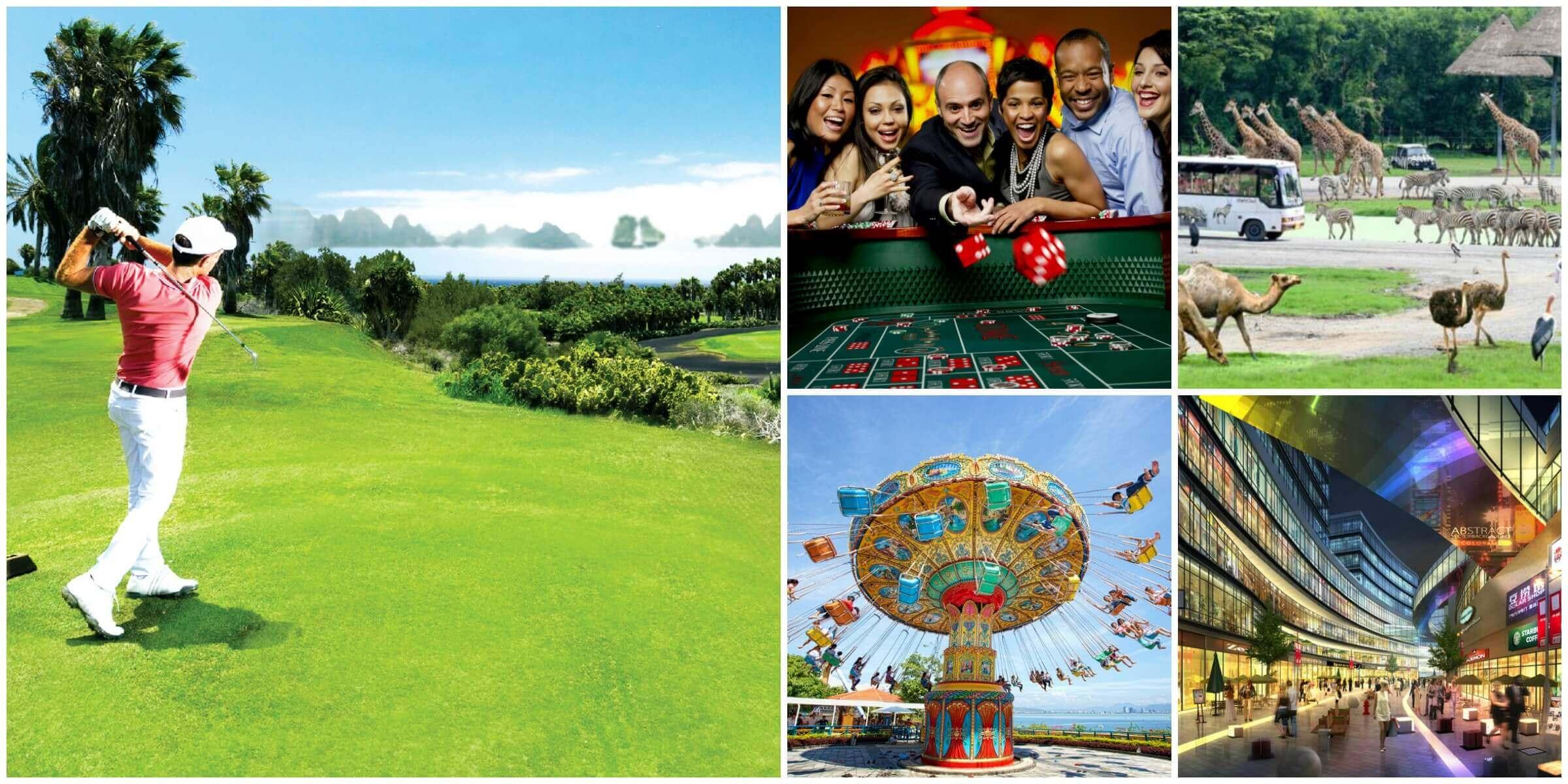 Movenpick Resort Waverly Phú Quốc - Tiện Ích Dự Án