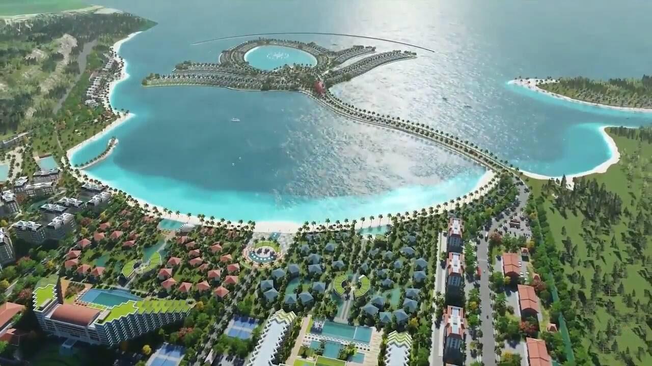 Ocean Lotus Island - Đảo Hoa Sen