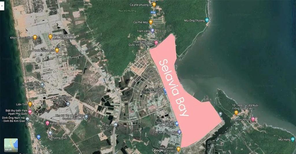 Selavia Bay Phú Quốc - Kết Nối Vùng