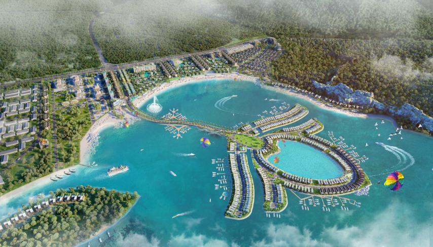 Selavia Bay Phú Quốc - Phối Cảnh Dự Án
