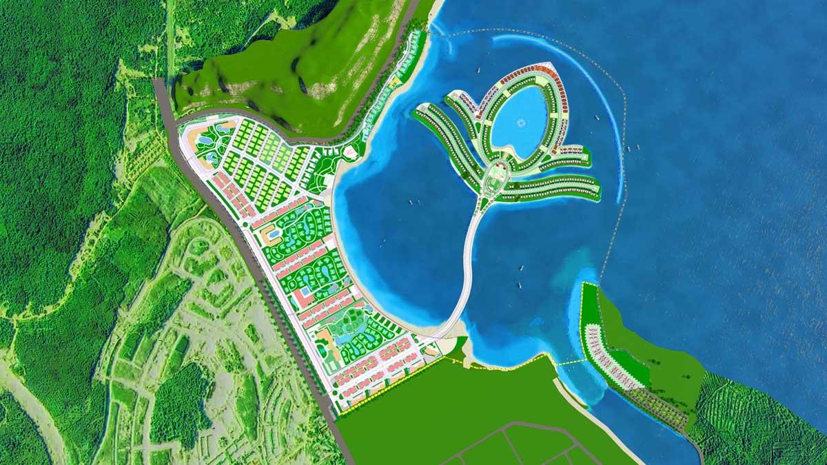 Selavia Bay Phú Quốc - Vị Trí Dự Án