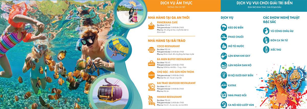 Sun Premier Village Primavera - Sun World Hòn Thơm