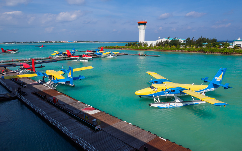 Tuần Châu Marina - Bãi Đỗ Thủy Phi Cơ