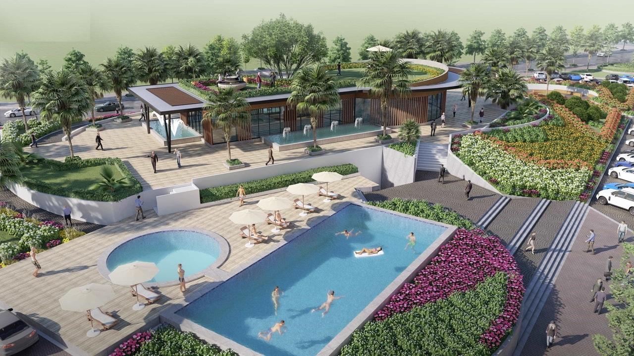 Hoàng Hải Complex Phú Quốc - Bể bơi ngoài trời