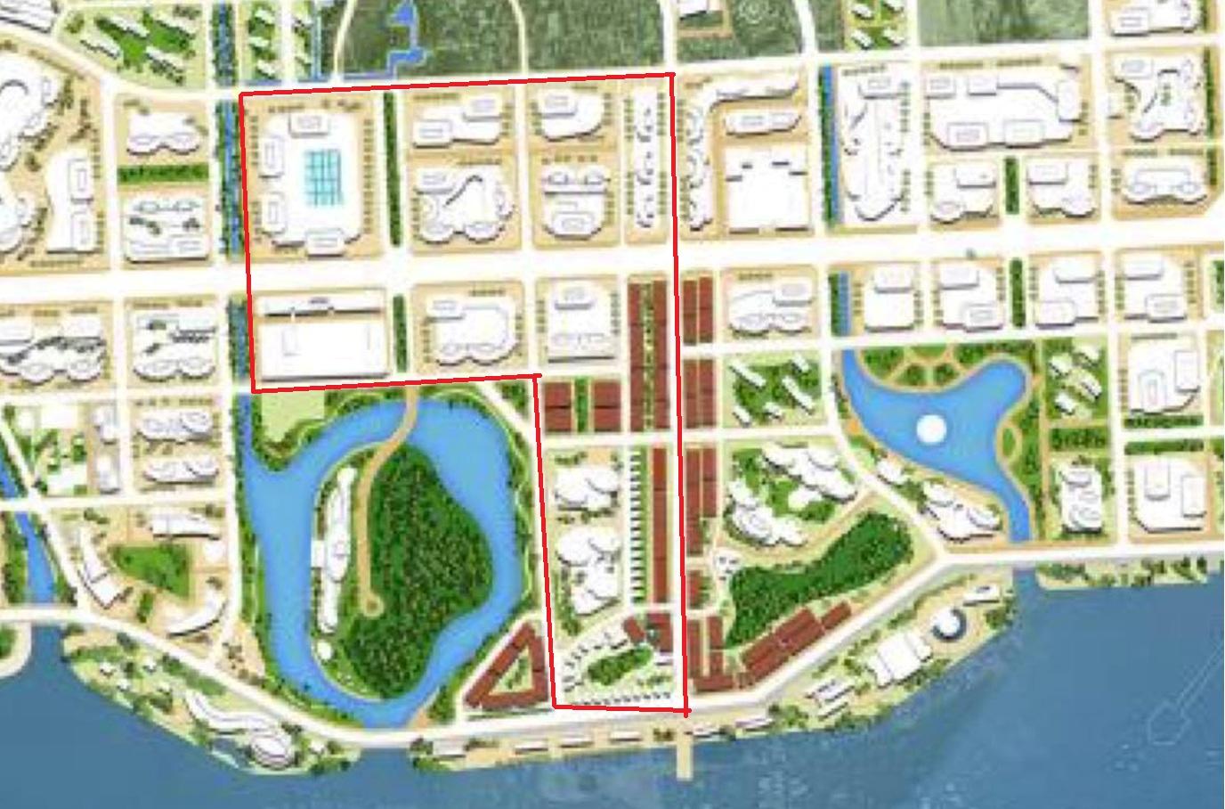 Khu đô thị Thống Nhất - Phối cảnh dự án