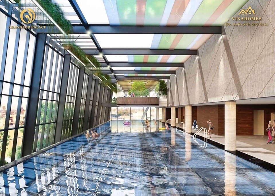 Chung cư Grandeur Palace 138B Giảng Võ - Bể Bơi 4 Mùa