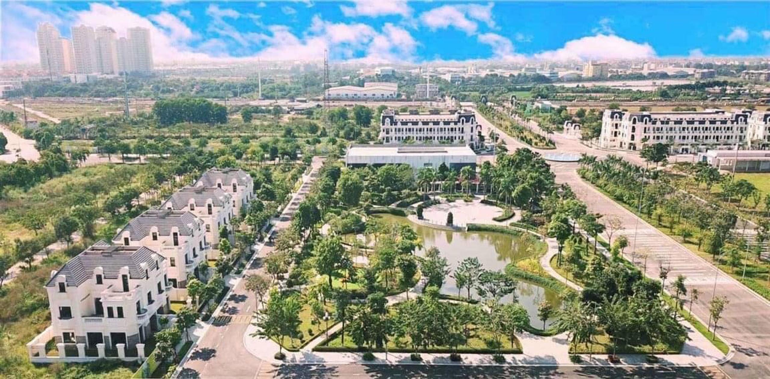 Khu đô thị An Lạc Green Symphony - Thực Tế Dự Án T12-2020 1Khu đô thị An Lạc Green Symphony - Thực Tế Dự Án T12-2020 1