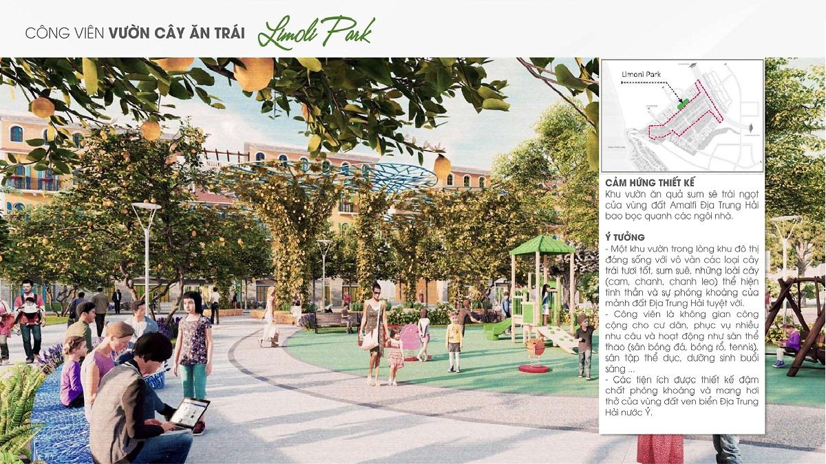Khu đô thị Sun Grand City New An Thới Phú Quốc - Limoli Park