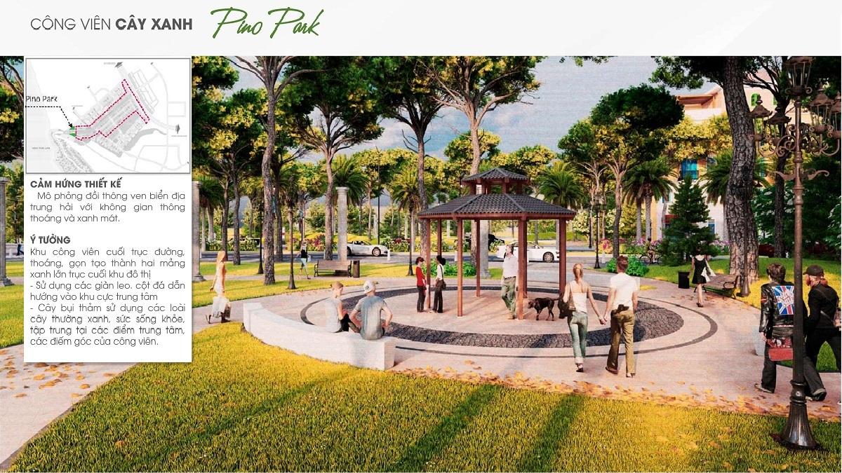 Khu đô thị Sun Grand City New An Thới Phú Quốc - Pino Park