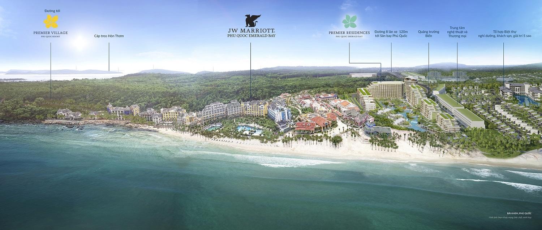 Khu đô thị Sun Grand City New An Thới Phú Quốc - Bãi Kem