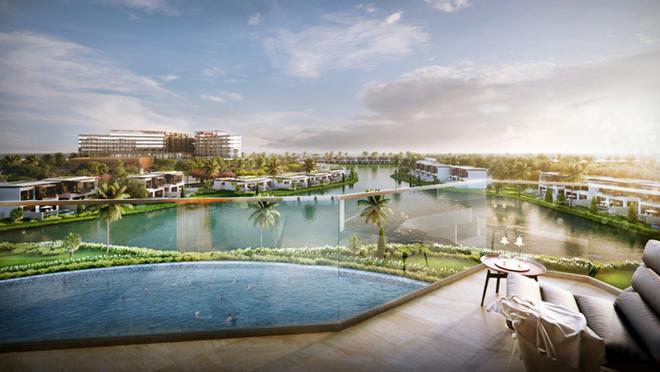 Thương hiệu quản lý Mövenpick Hotels & Resorts là sự bảo đảm vững chắc cho các sản phẩm tại Mövenpick Resort Waverly Phú Quốc