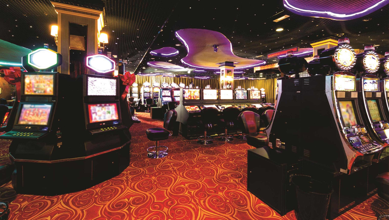 Hà Nội Golden Lake B7 Giảng Võ - Casino vui chơi giải trí