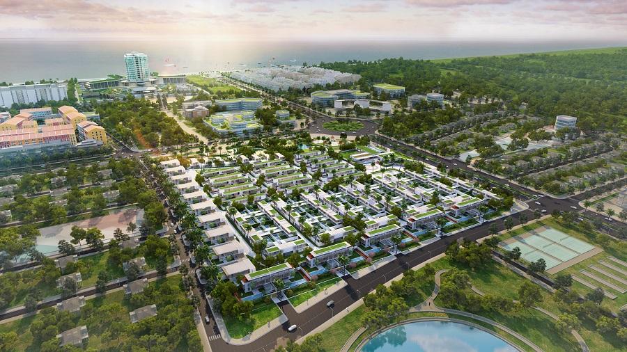 Khu đô thị Queen City Phú Quốc - QUANG THẮNG LAND - 092-689-3689