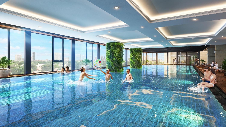 The Terra An Hưng - Bể Bơi Trong Nhà