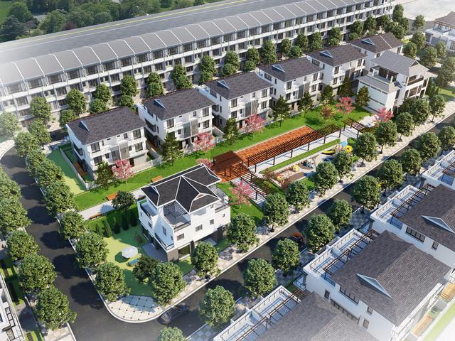 Khu đô thị Eco Garden Huế - Công Viên