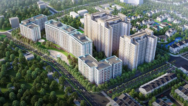 Khu đô thị Eco Garden Huế - Chung Cư Cao Tầng