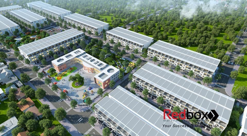 Khu đô thị Yên Phụ Newlife Bắc Ninh - Trường học