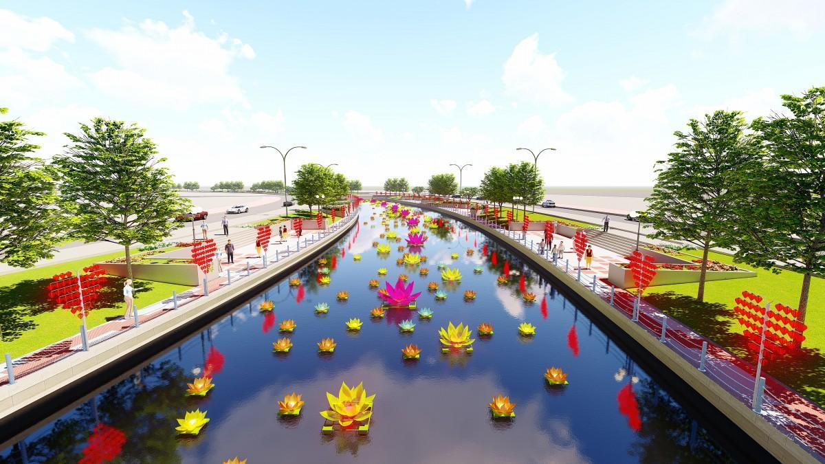 Khu đô thị mới Hà Tiên - Hoa Đăng