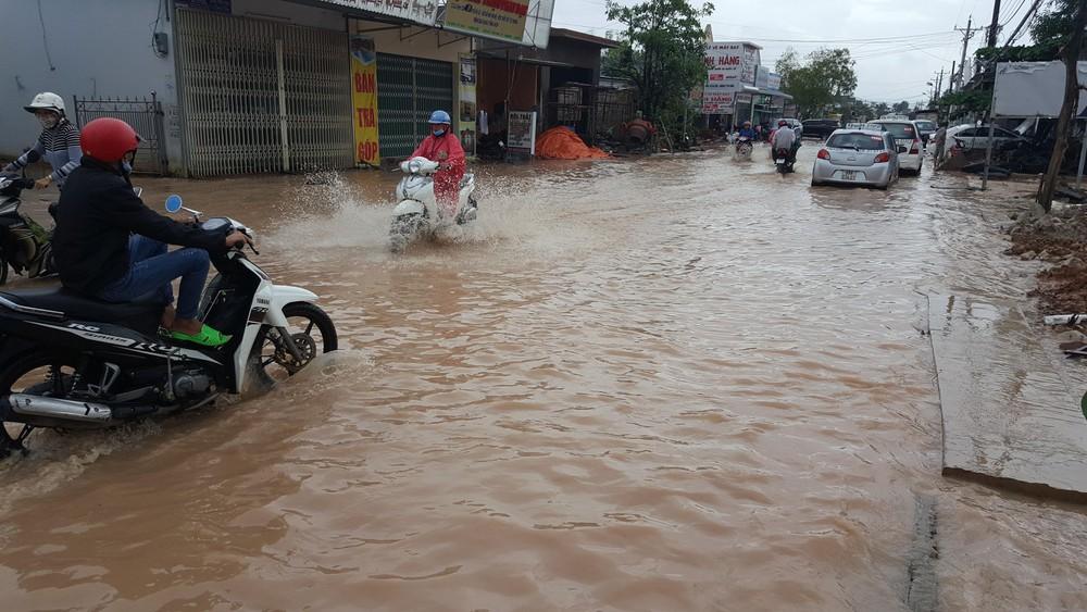 Ngập lụt đang là nỗi ám ảnh của người dân trên đảo