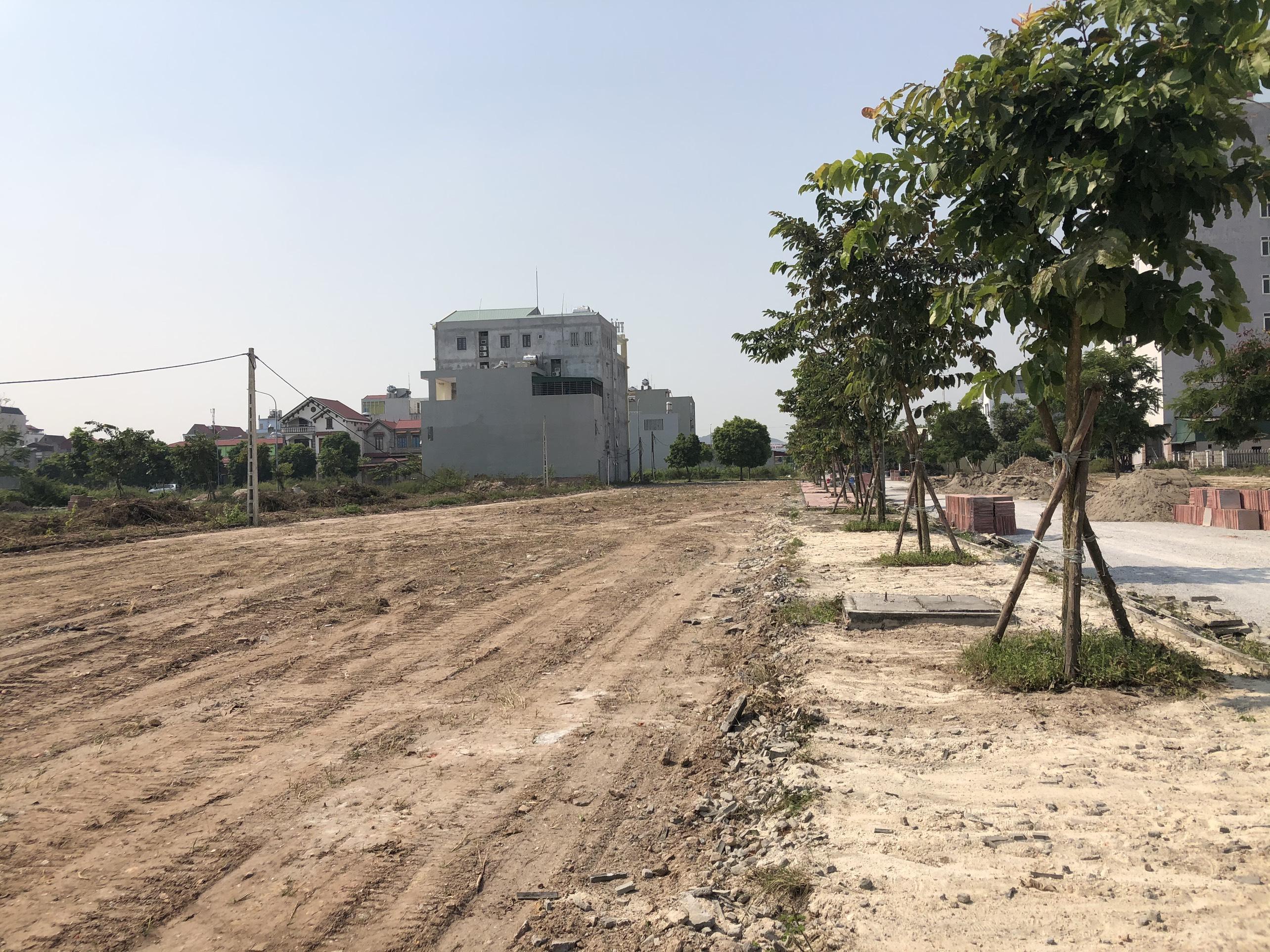 Khu đô thị Trường Linh Chí Linh Palm City - Thực Tế Dự Án Tháng 11-2019 2