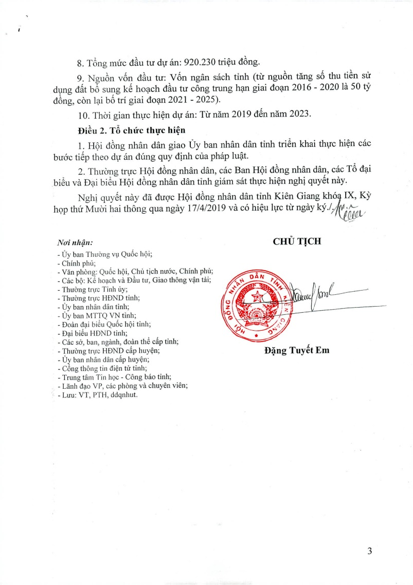Nghị Quyết 202-NQ-HĐND 03