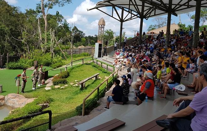 Vườn thú Vinpearl Safari Phú Quốc
