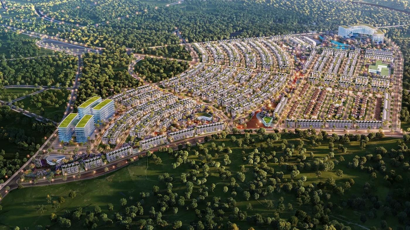 Khu đô thị Meyhomes Capital Phú Quốc - Phối Cảnh Dự Án