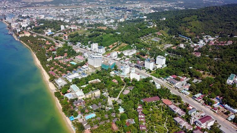 Thị trấn Dương Đông - Phú Quốc
