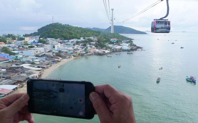 Du lịch Phú Quốc được xem là kinh tế mũi nhọn của Phú Quốc