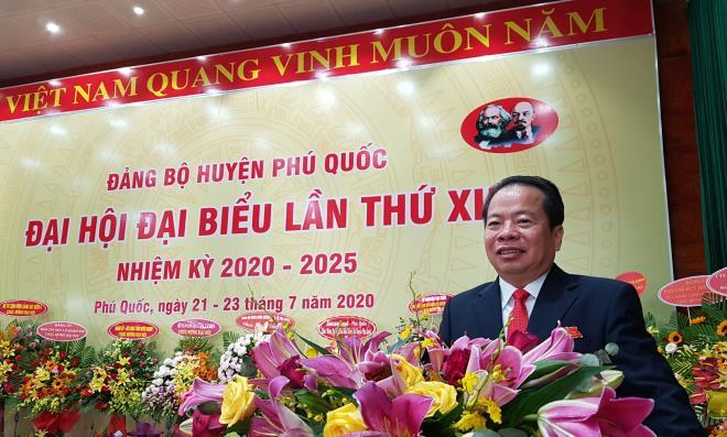 Ông Mai Văn Huỳnh.