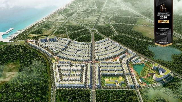 """Nằm tại Bãi Trường – """"thủ phủ"""" du lịch Phú Quốc, Đô thị nghỉ dưỡng Meyhomes Capital Phú Quốc là sản phẩm đầu tư hoàn toàn khác biệt"""
