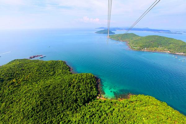 """Vẻ đẹp thiên nhiên Nam Phú Quốc """"hớp hồn"""" du khách"""