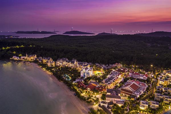 Nam Phú Quốc nổi tiếng với những công trình du lịch, nghỉ dưỡng, giải trí đẳng cấp