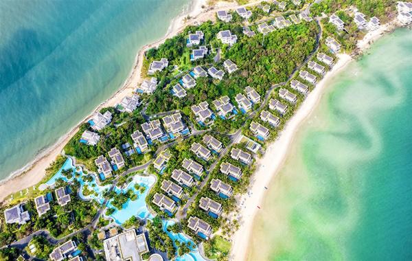 Sun Group đã kiến tạo ở Nam đảo những công trình mang tầm vóc quốc tế