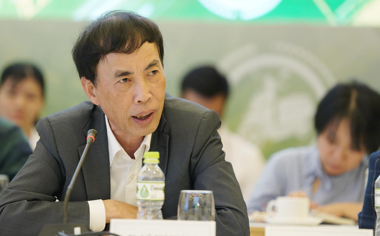 TS Võ Trí Thành trả lời phỏng vấn
