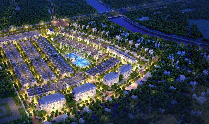 Khu dân cư đô thị Green Park Cửa Cạn
