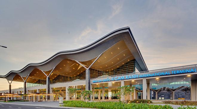 Cảng hàng không quốc tế Cam Ranh do IPPG đầu tư