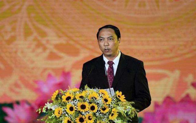 Ông Lâm Minh Thành – Chủ tịch UBND tỉnh Kiên Giang phát biểu