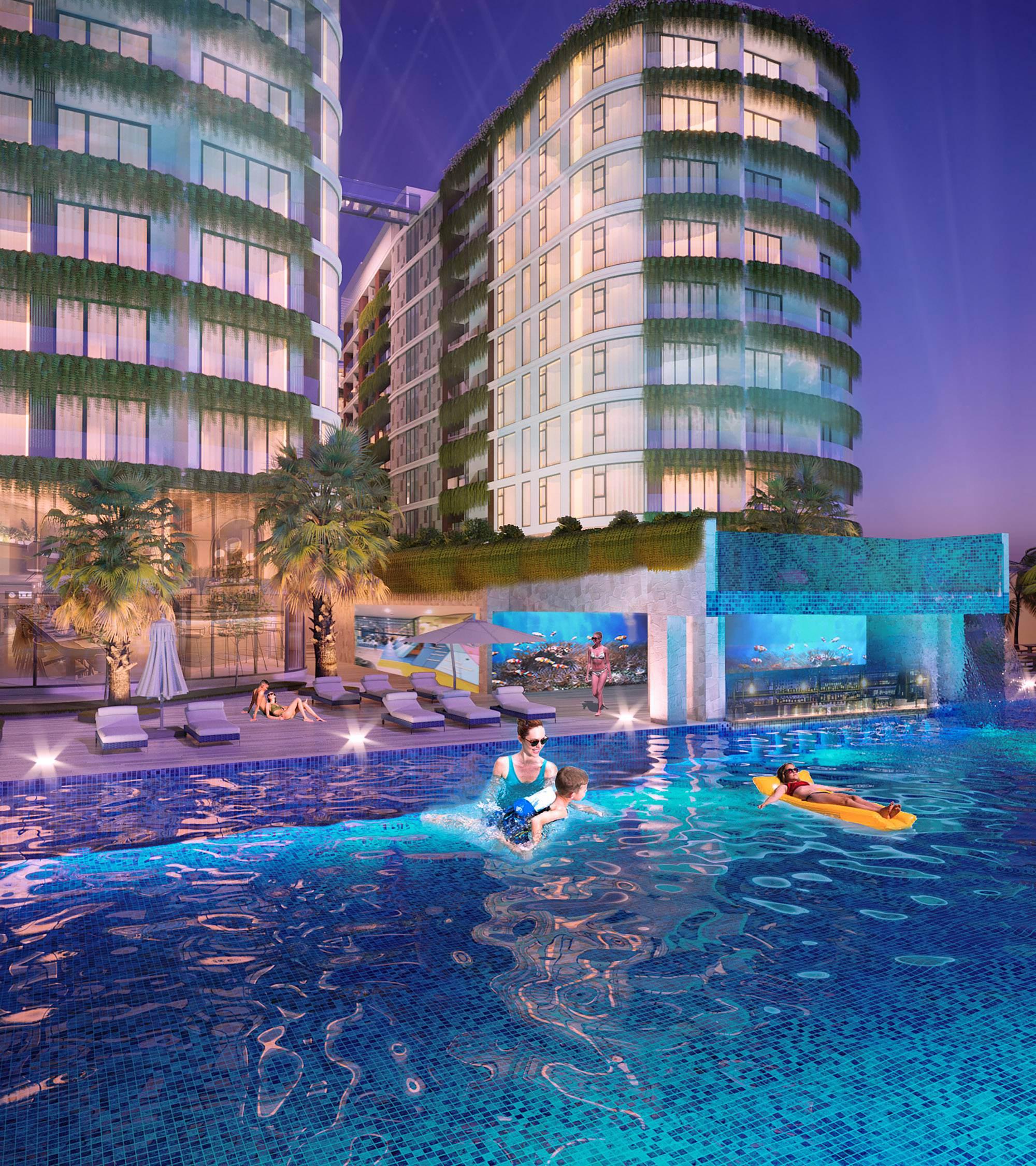 Best Western Plus Long Beach Resort Phú Quốc - Bể Bơi Vô Cực