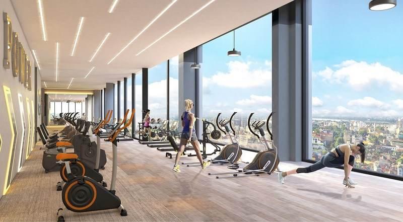 Best Western Plus Long Beach Resort Phú Quốc - Gym