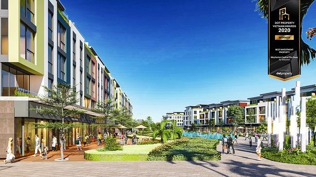 Meyhomes Capital Phú Quốc là dự án đầu tư tốt nhất năm 2020 - Best Investment Propety Vietnam 2020