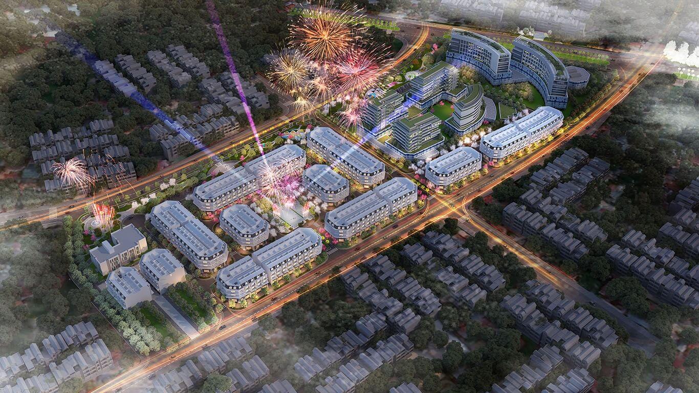 Calyx Residence 319 Uy Nỗ - Phối Cảnh Dự Án