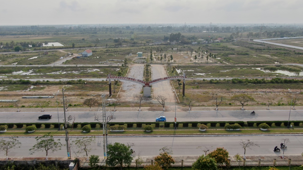 Khu đô thị Hoa Phượng Residence - Thực Tế Dự Án Tháng 3-2021