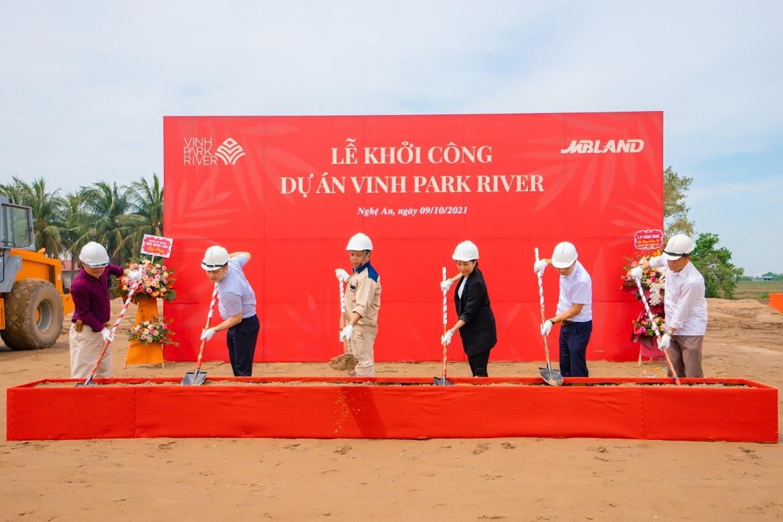 Vinh Park River - Lễ Động Thổ Dự Án