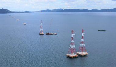 Dốc sức hoàn thành đường dây 220kV cung cấp điện cho thành phố đảo Phú Quốc